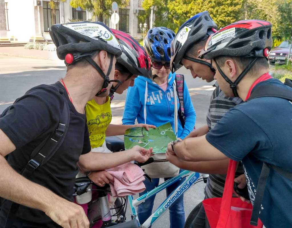 Вело квест від Велократії: організація корпоративних заходів