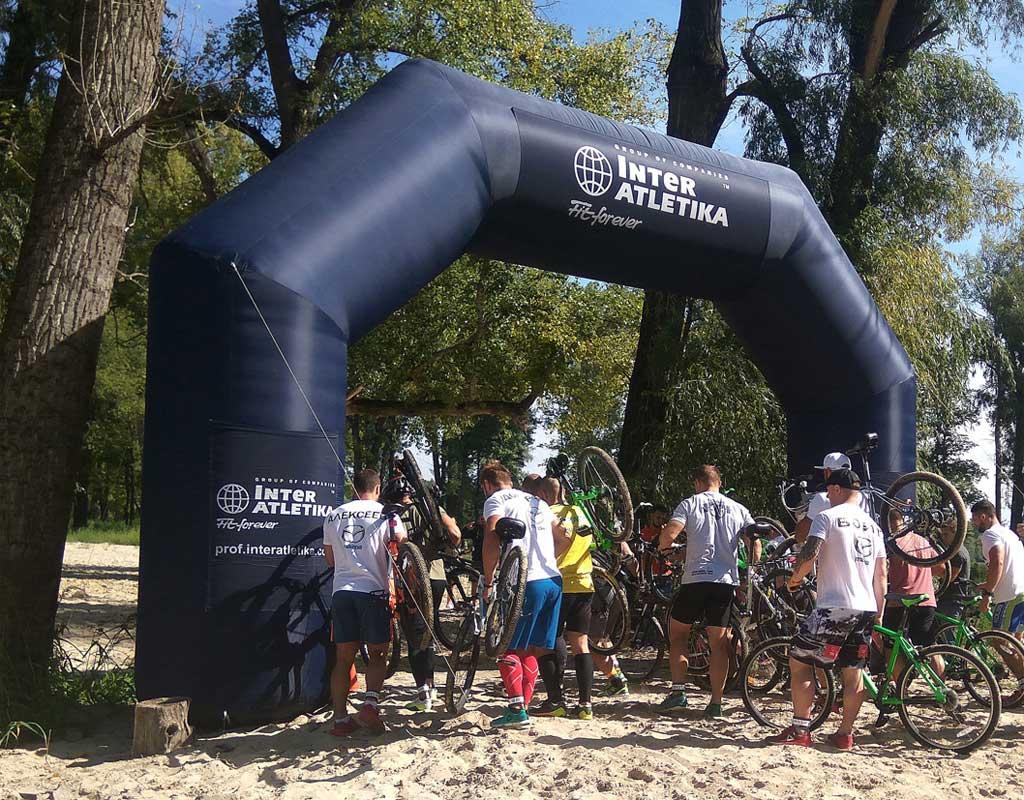 Вело перегони від Велократія: організація корпоративних заходів