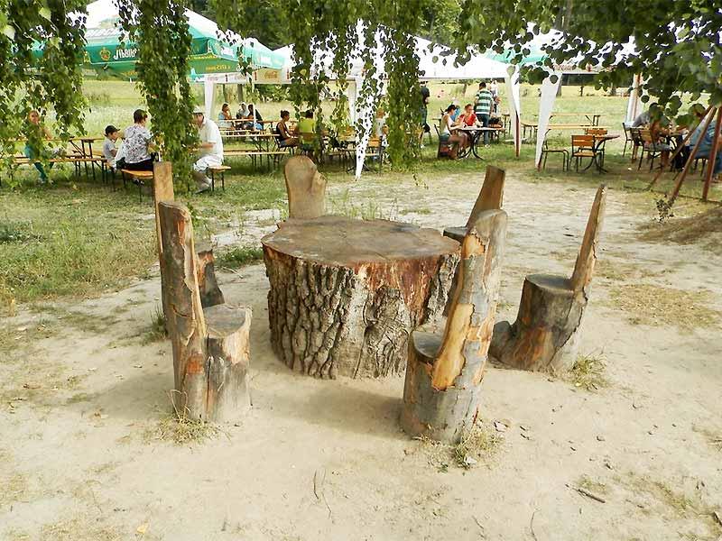 пікнік у парку Феофанія