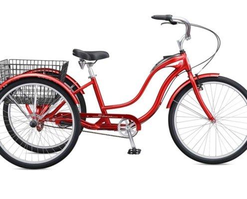 триколісний велосипед трайк