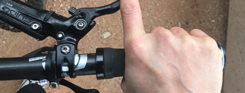 велосипедні гальма