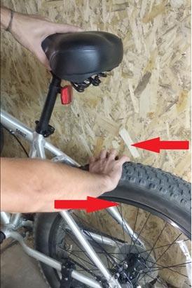 люфт у велосипеді