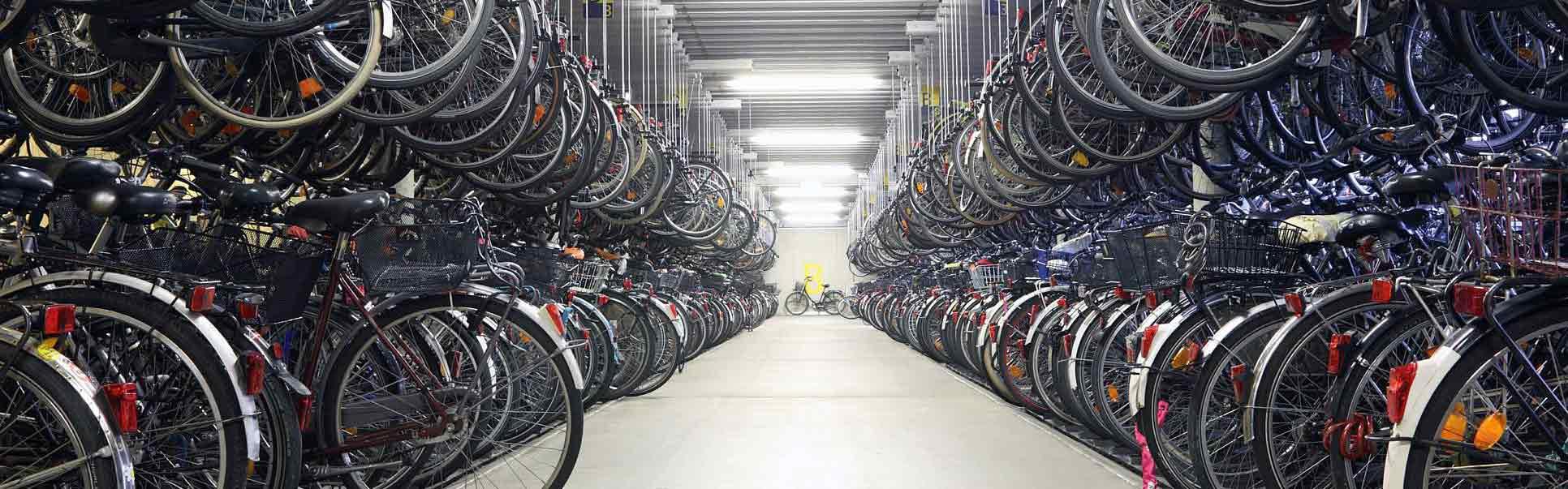 міжсезонне зберігання велосипедів, зимове зберігання велосипедів