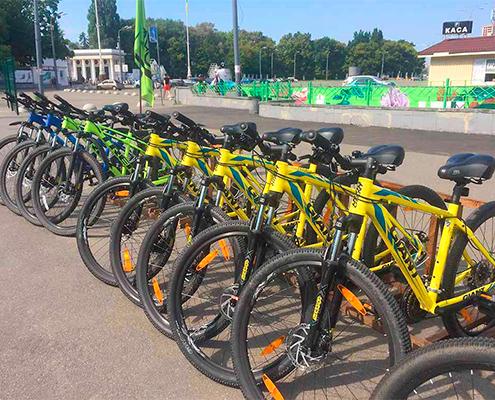 Велопрокат ВДНГ Київ
