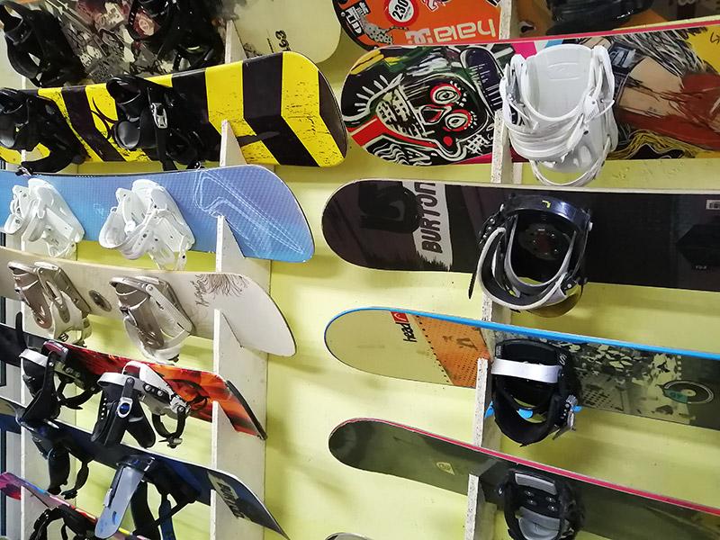 Прокат сноубордів Київ