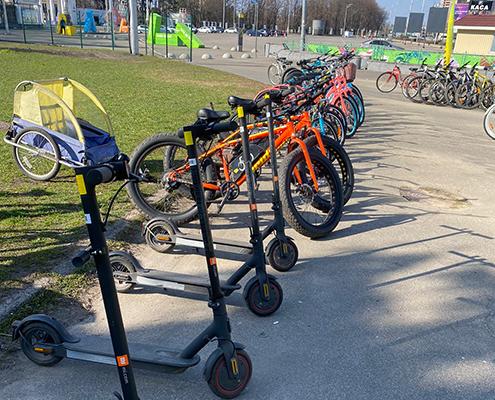Прокат велосипедів ВДНГ - ВЕЛОКРАТІЯ