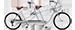 Тандем велосипед прокат